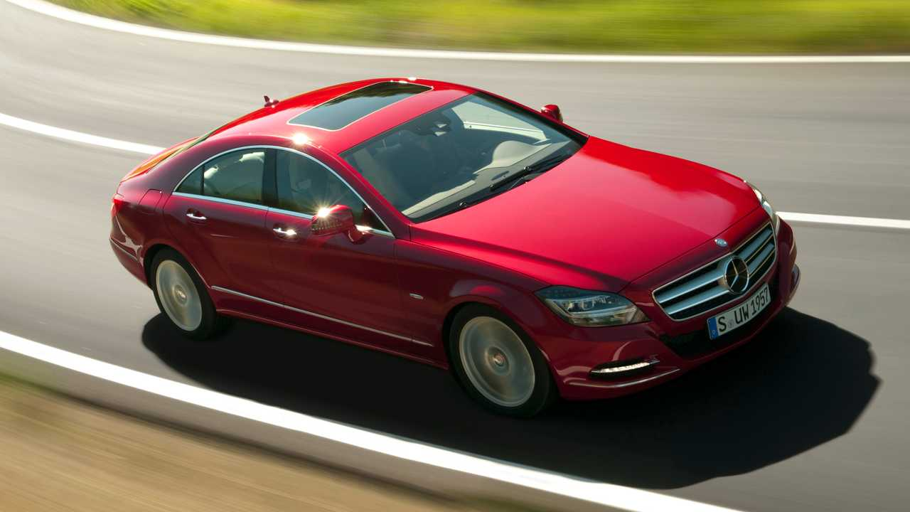 Mercedes-Benz sunroof