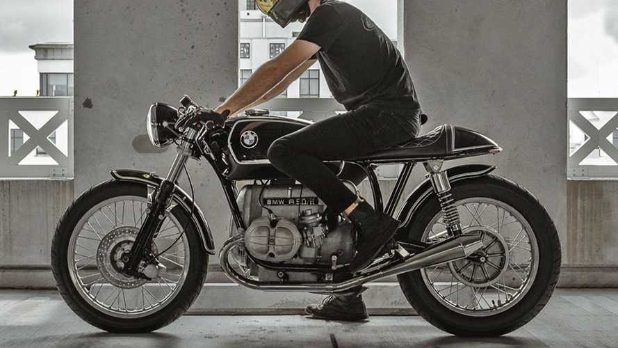 This Custom BMW R90/6 Is The Embodiment Of Less Is More