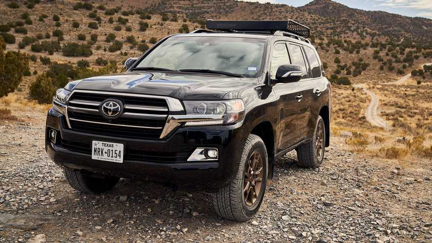 Toyota Land Cruiser Axed In The US After 2021
