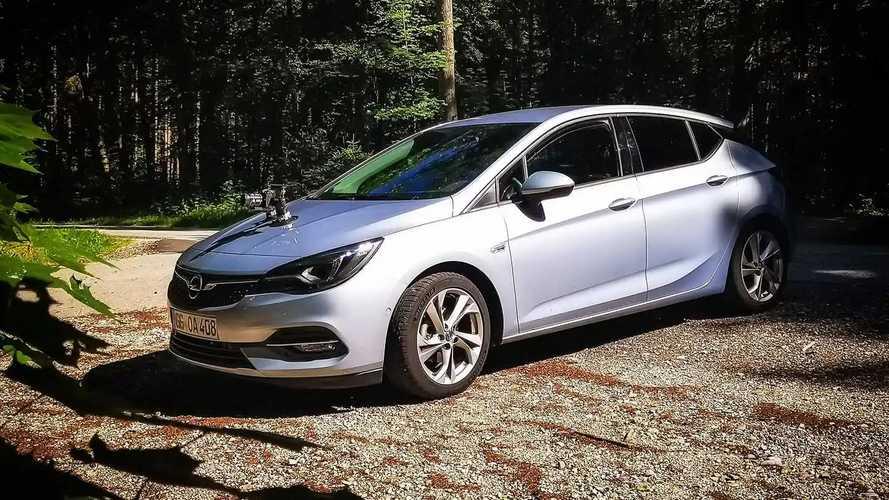 Opel Astra (2020) im Motor1-Dauertest, Teil 3