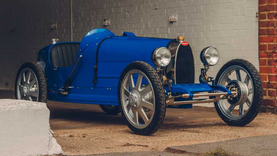 Bugatti Baby II gets bigger, more powerful for production run