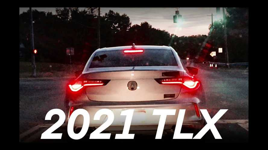 How Does The 2021 Acura TLX Look In Real Life?