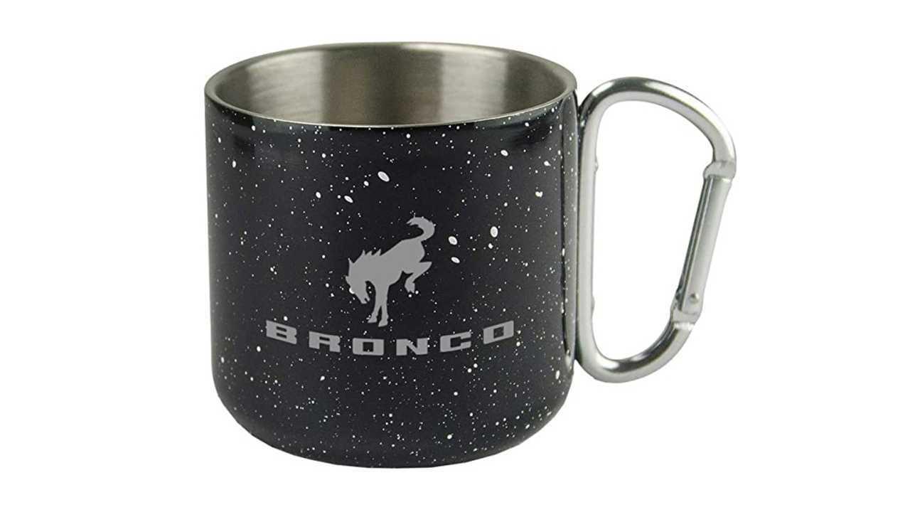 Bronco Stainless Steel Mug