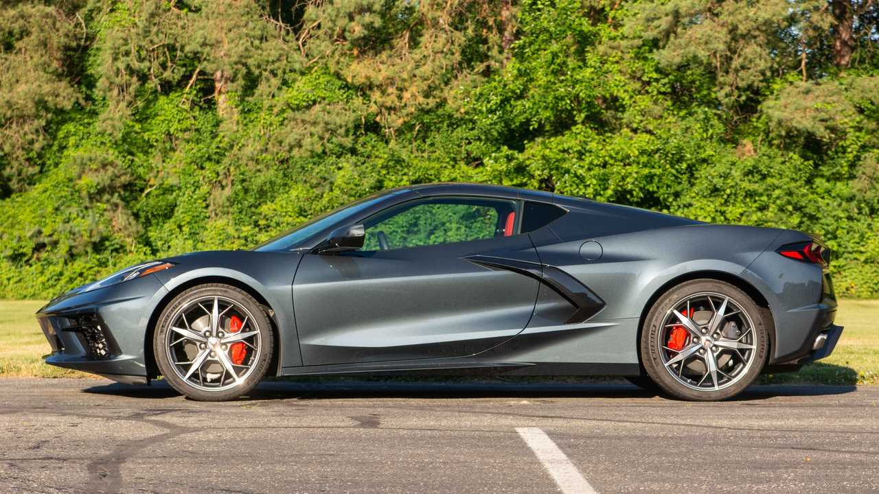 Order 2021 Chevy Corvette C8 Today, Wait About 18 Months ...