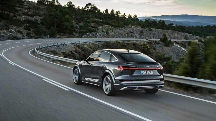 Audi подготовила для России еще один электрокроссовер
