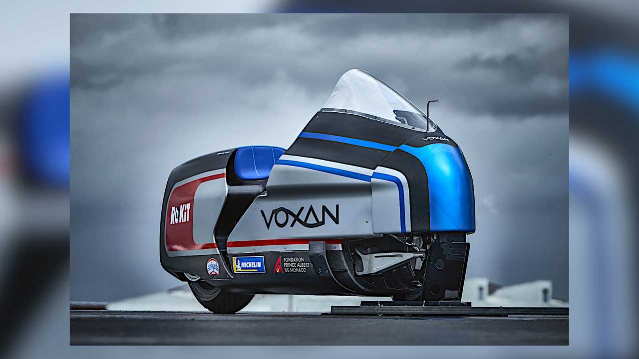Voxan Wattman Semi-Streamliner