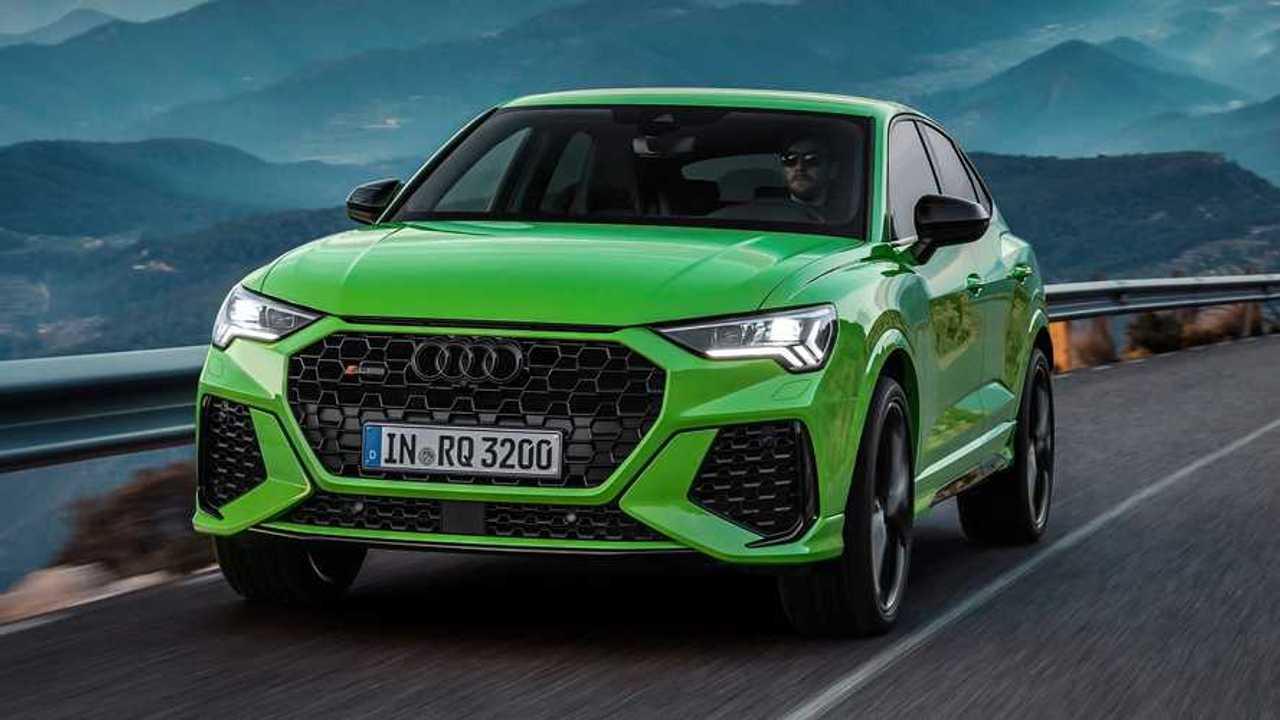 Gamma Audi RS model year 2021