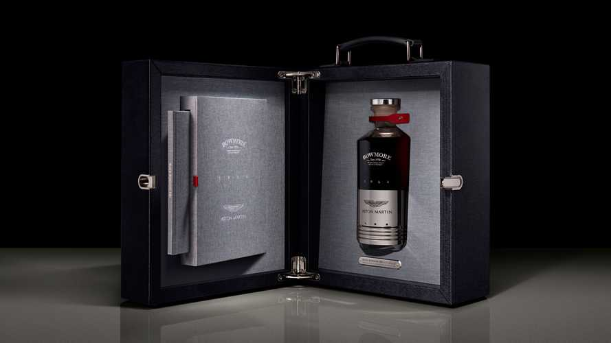 Black Bowmore DB5 1964 whisky will cost you £50,000 per bottle