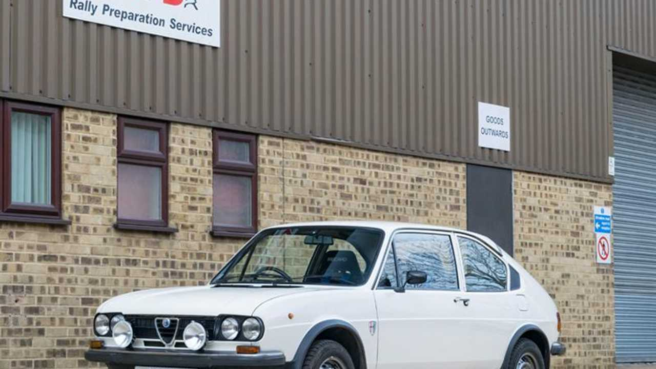Classics for sale: Is this the greatest Alfa Romeo Alfasud ever?