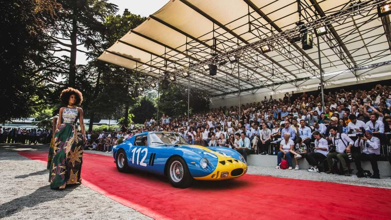 Villa d'Este 2019 dates announced with 3 new classes