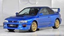 Makelloser 1998er Subaru Impreza 22B STi