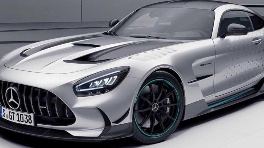 Mercedes-AMG GT Black Series 'P One Edition'