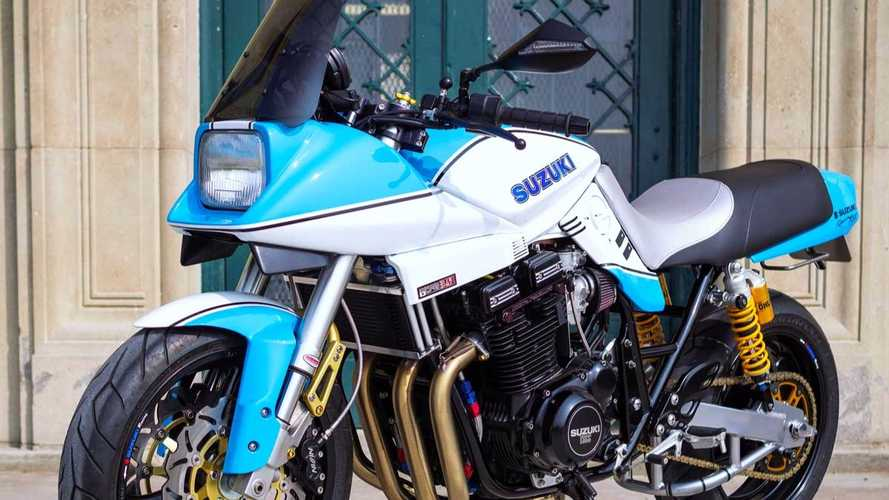 This Custom Suzuki Katana Will Have You Ogling For Hours