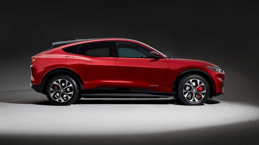 2021 Ford Mustang Mach-E Official Order Guide With New Battery Details