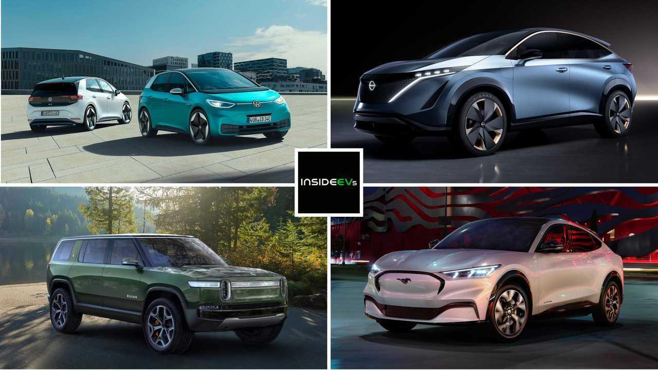 Самые ожидаемые электромобили 2020