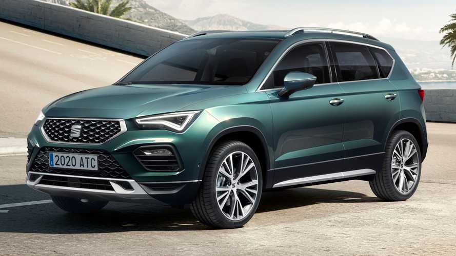 2021 SEAT Ateca facelift revealed with rugged Xperience trim