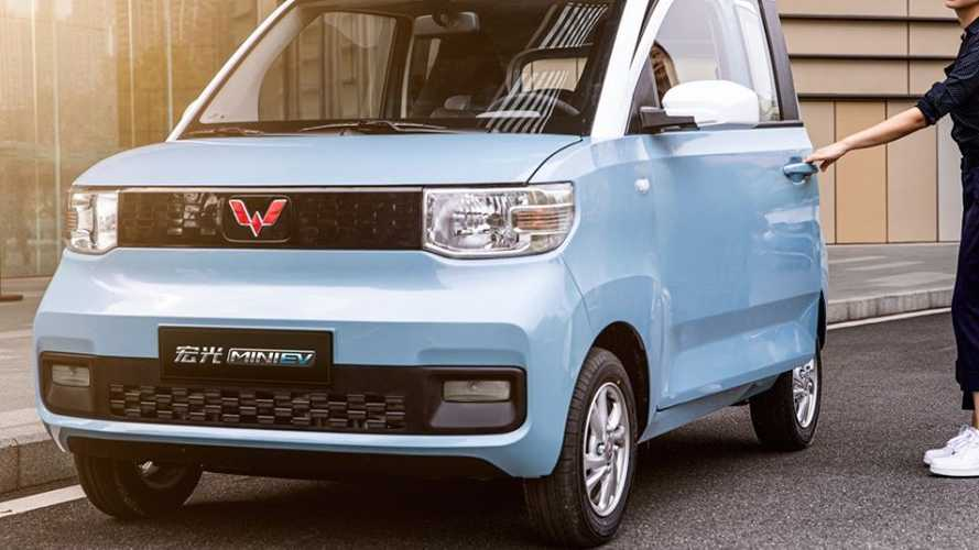 China: Wuling Hong Guang MINI EV Continue Its Sales Surge
