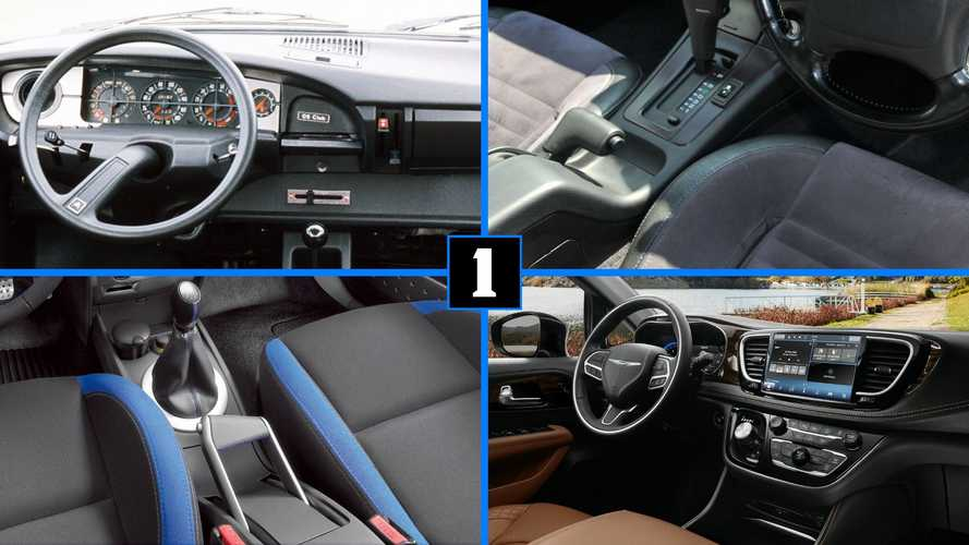 10 handbrake designs and locations that are most unusual