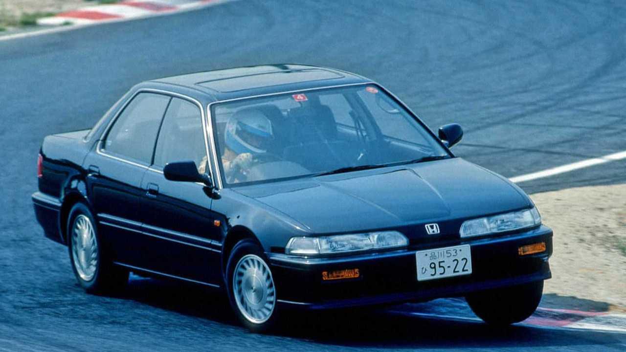 Il debutto sulla Honda Integra XSi