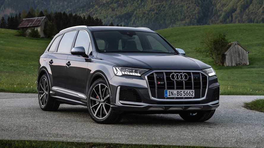 Audi SQ7 ed SQ8, per loro il V8 benzina a quota 507 CV