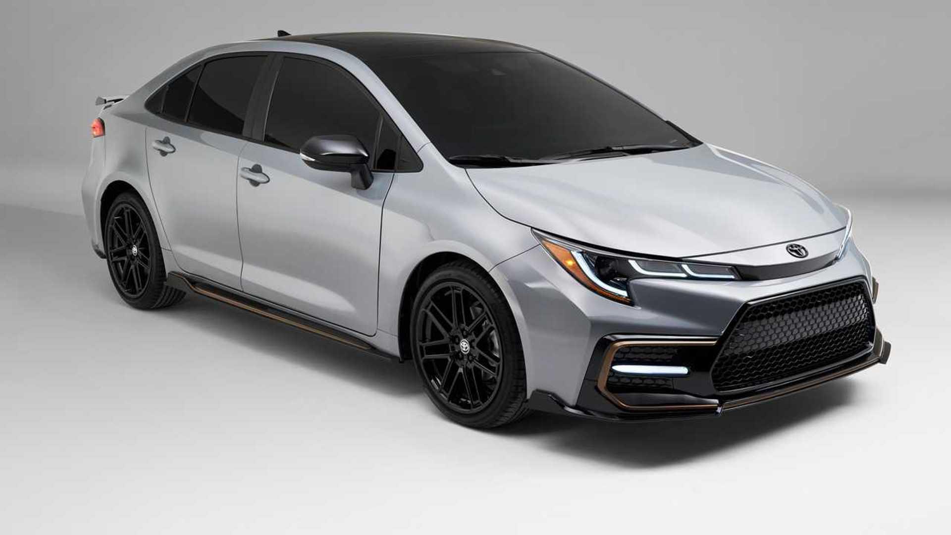 2021 Toyota Corolla Apex Edition