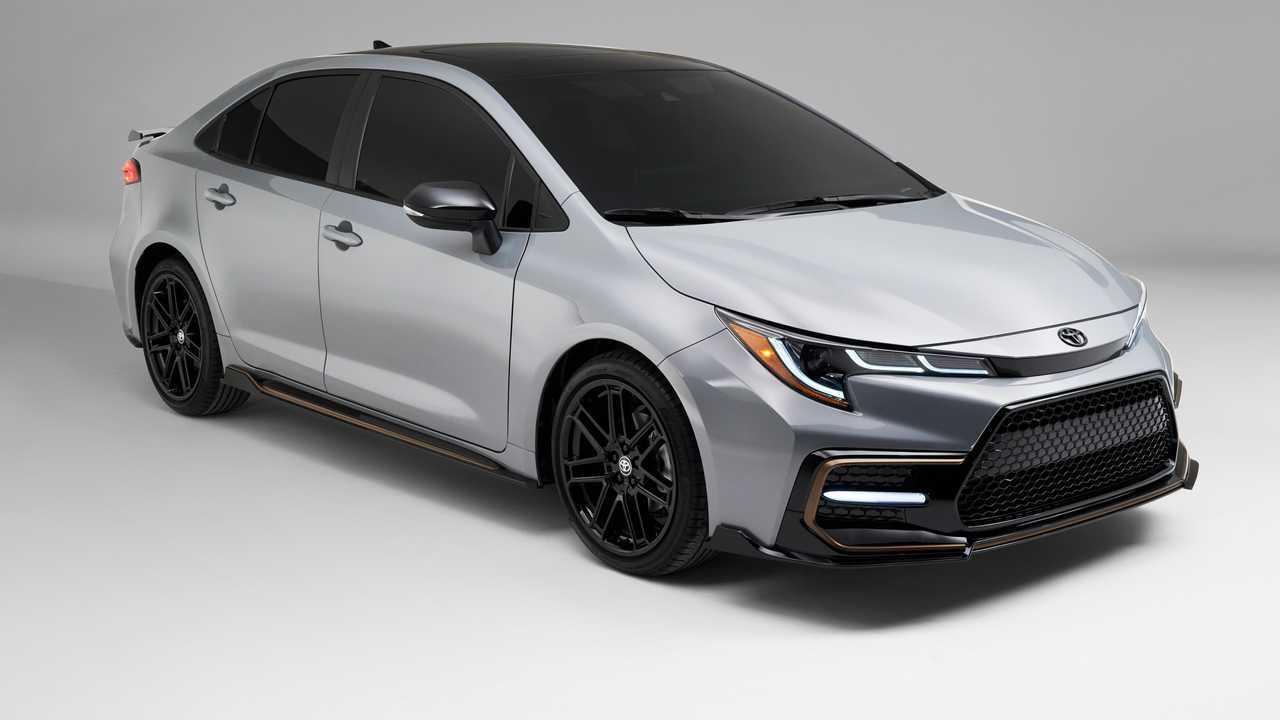 2020 Toyota Corolla ABD'de Apex Edition paketine kavuştu