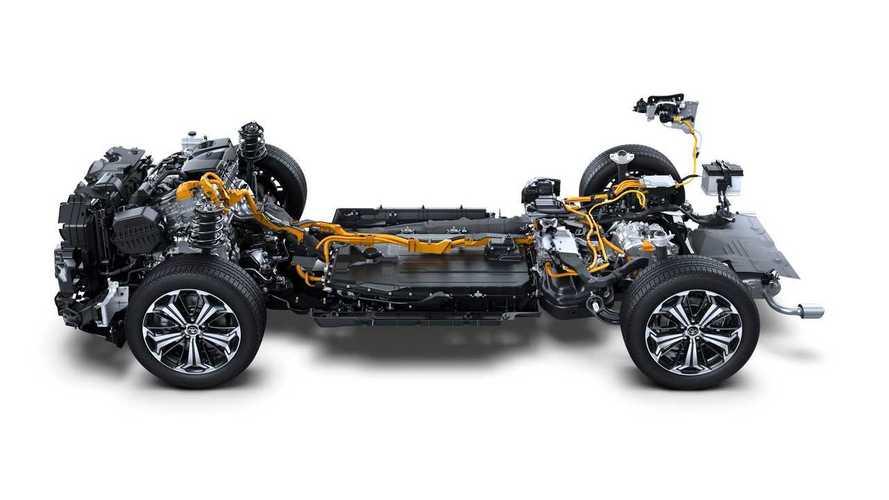 Toyota RAV4 Prime Battery Capacity Almost Matches Chevrolet Volt