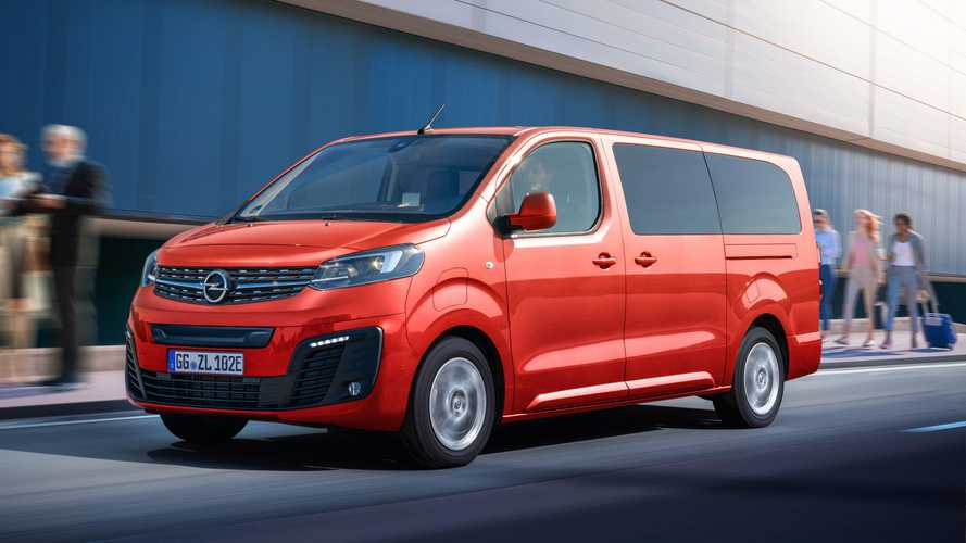 Germany: Opel Zafira-e Life Priced From €45,825 After Incentives