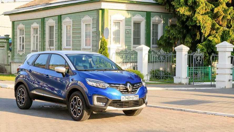 Novo Renault Captur 2022 com 1.3 turboflex estreia dia 7 de julho