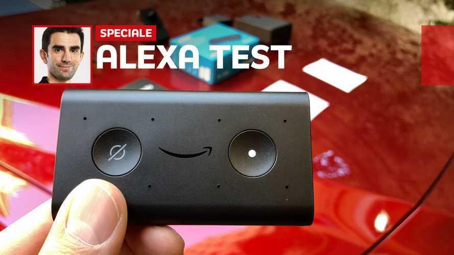 Amazon Echo Auto, la prova di Alexa per capire a chi conviene davvero
