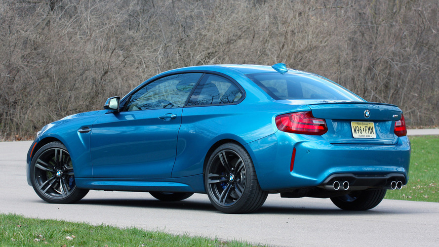 2018 Bmw M2 Facelift 2016