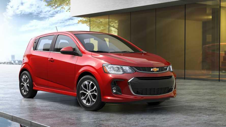 Chevrolet Sonic, Impala e Volt podem sair de linha até 2020