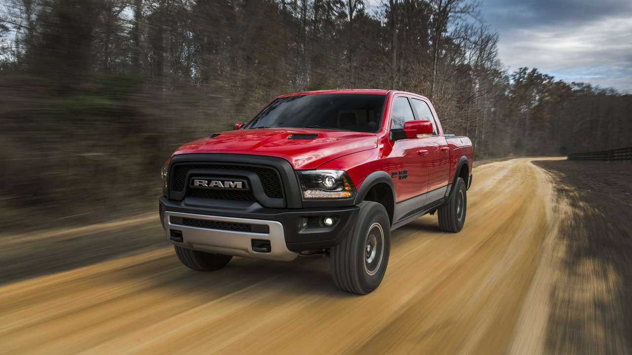2016 Ram 1500