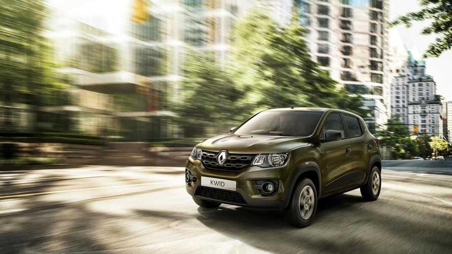 La Renault Kwid dit non à l'Europe