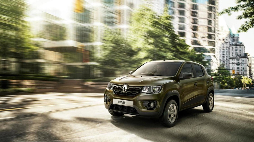 "Renault Kwid Avrupa'ya ""Hayır"" dedi."