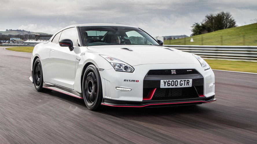 Nissan hints current GT-R could be upgraded yet again before next-gen