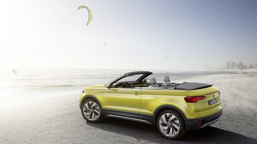 Volkswagen confirme le T-Roc Cabriolet !