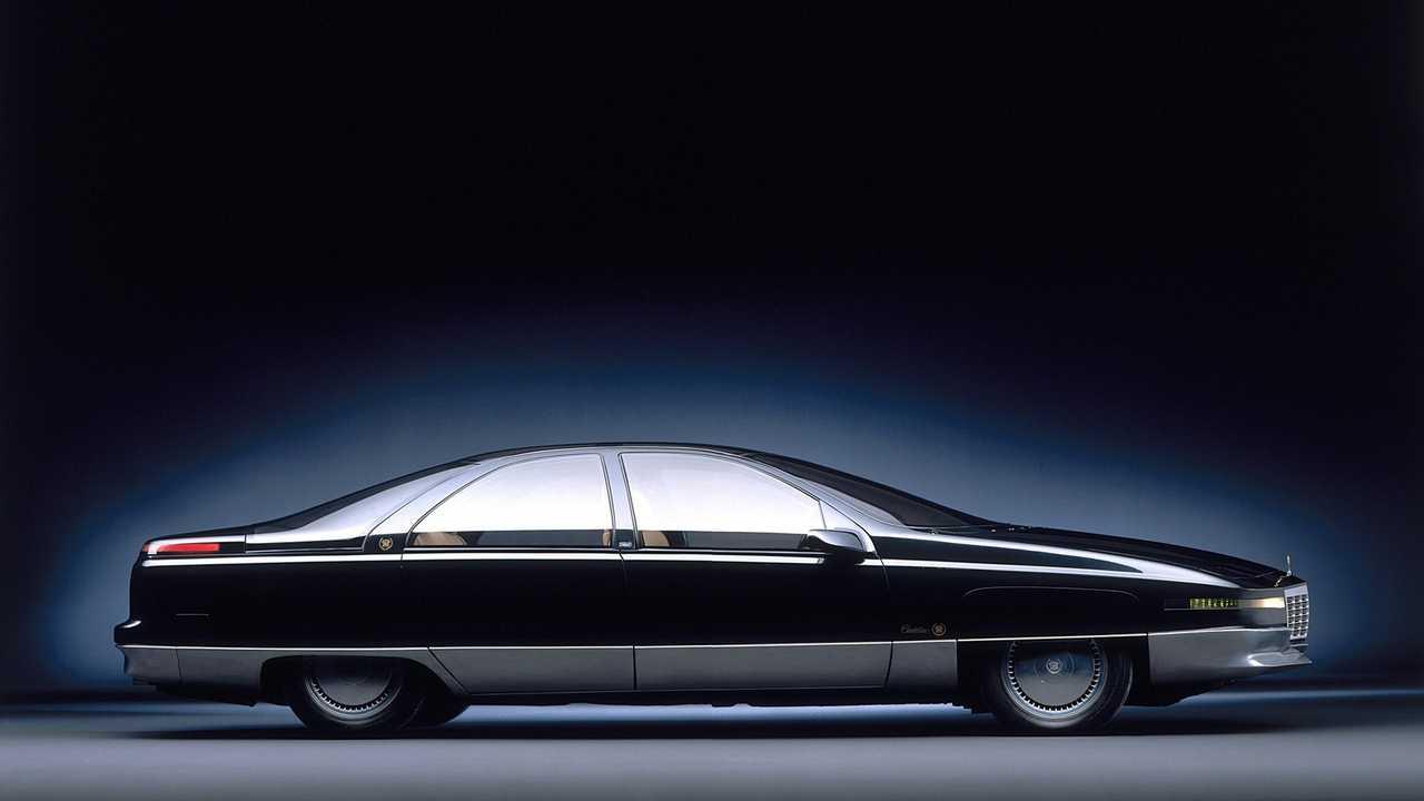 1988 Cadillac Travel концепция