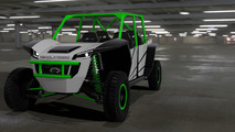 Nikola Zero Electric UTV