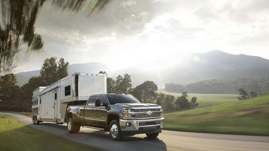 2016 Chevrolet Silverado HD unveiled