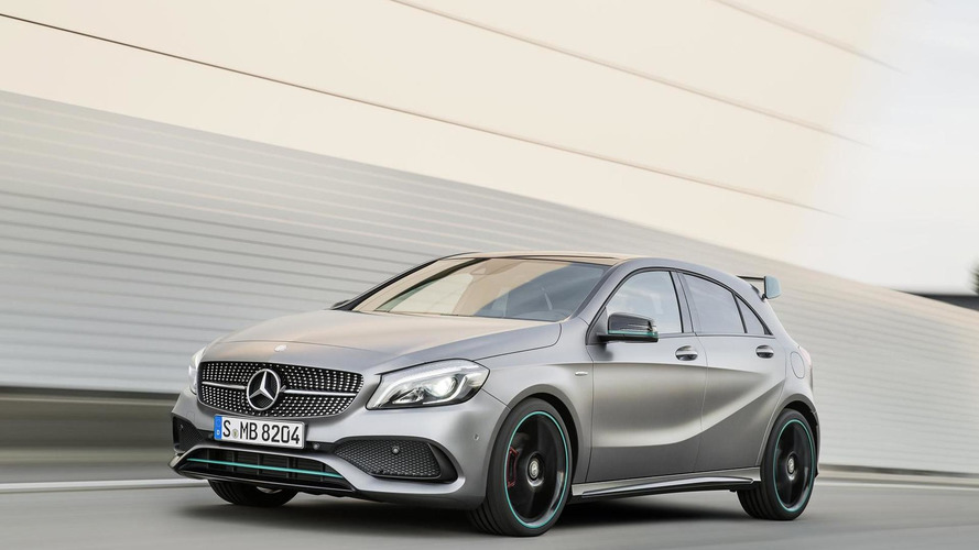 Mercedes to invest 1 billion euros into next-generation of compact models