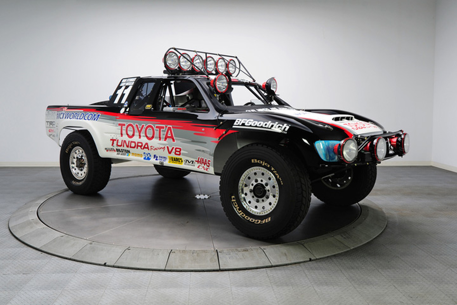 Ivan Ironman Stewart S Baja 1000 Truck Can Be Yours