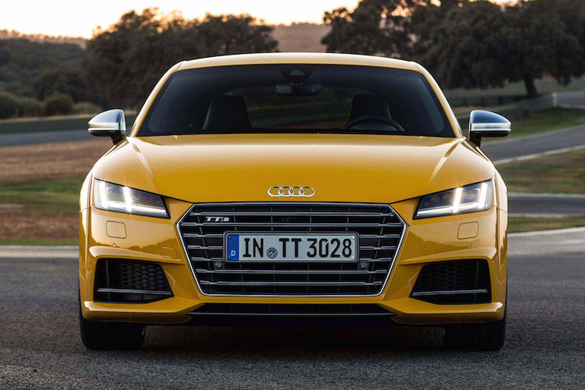 Your Chiropractor Will Love The Audi TTS Review - Audi tt review