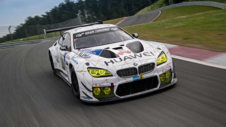 Premier contact – BMW M6 GT3