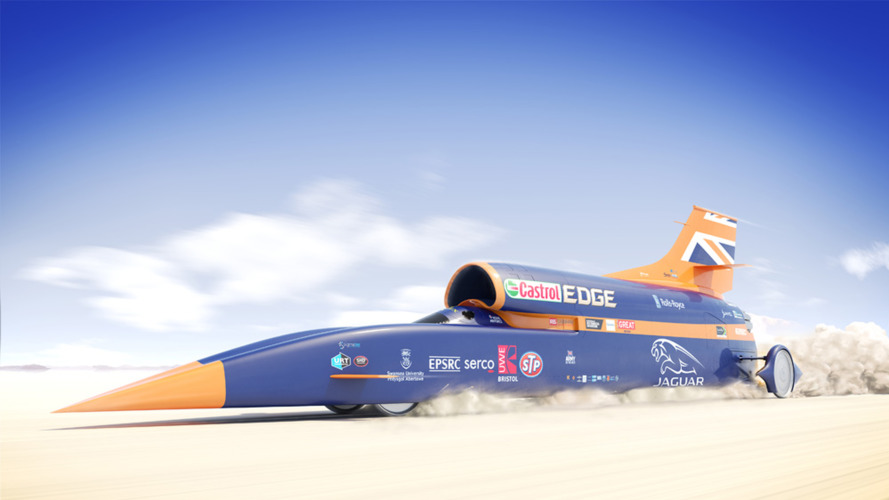 Bloodhound SSC 800mph record attempt date set