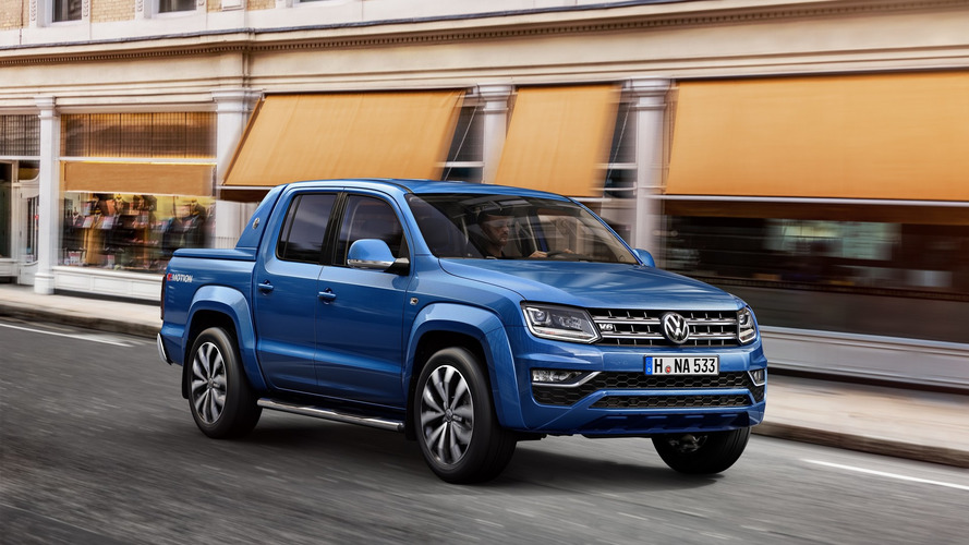 Next-gen VW Amarok pickup could make it to U.S.
