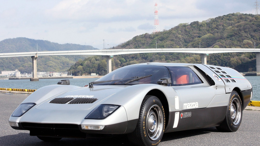Concept We Forgot: 1970 Mazda RX-500 [videos]
