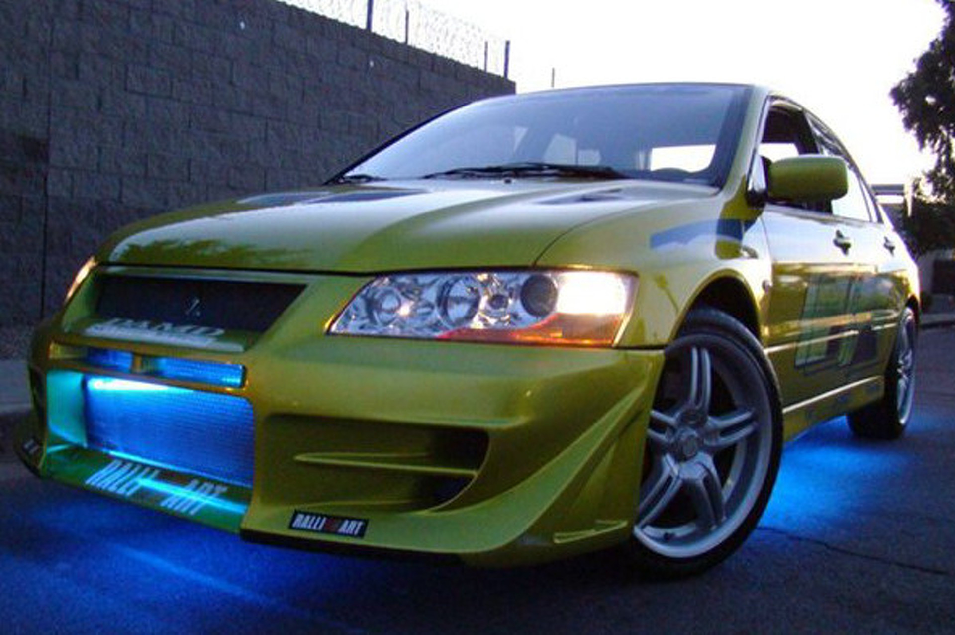 2 Fast Furious Lancer EVO On EBay For 40K W Video