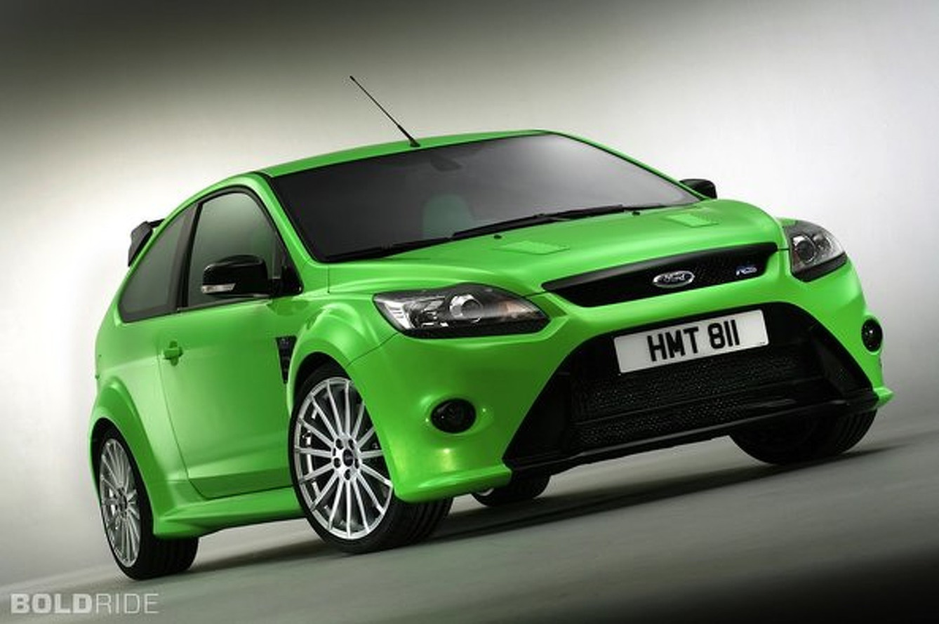 Ford Focus RS Could Be Coming Stateside with as much as 350 HP