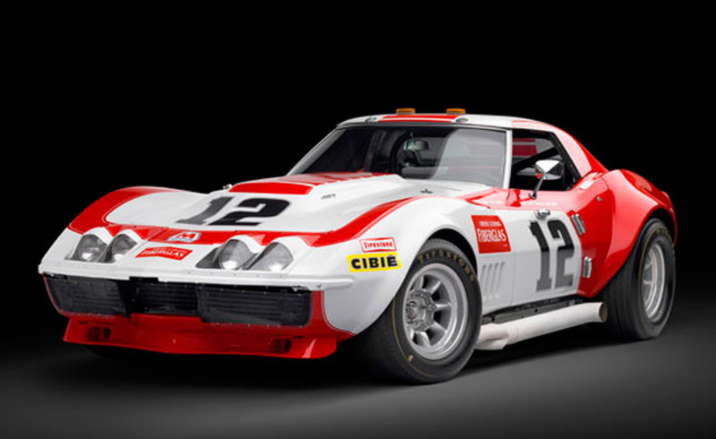 1968 Corvette L-88 Racer Heading to the Auction Block